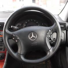 Volan complet cu tot cu airbag Mercedes W203 C Class an 2002, Mercedes-benz, C-CLASS (W203) - [2000 - 2007]