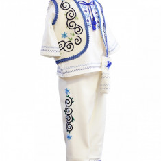 Costum popular botez X0025 86 cm Deco Artis