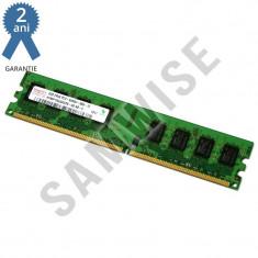 ***IEFTIN*** Memorie RAM Samsung Desktop DDR2 2GB HYNIX 800MHz ***GARANTE 2 ANI***