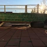 Barca fibra de sticla - Barca fara motor