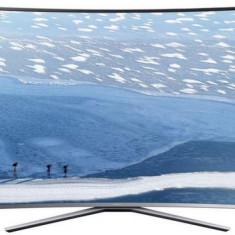 "Televizor LED Samsung 109 cm (43"") 43KU6502, Smart TV, Ultra HD 4K, Ecran Curbat, WiFi, CI+, 108 cm"