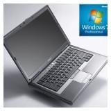 Laptop refurbished Dell Latitude D630 CoreDuo T7250/2GB/160GB cu Windows 7 Profe - Laptop Dell, Diagonala ecran: 14