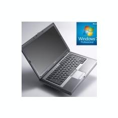 Laptop refurbished Dell Latitude D630 CoreDuo T7250/2GB/160GB cu Windows 7 Profe