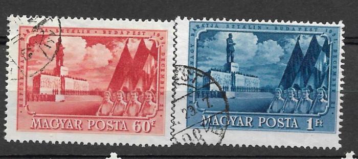 Ungaria 1951 foto mare