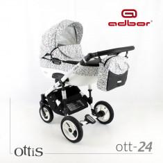Carucior 3 in 1 Ottis ott 24 Adbor - Carucior copii 3 in 1