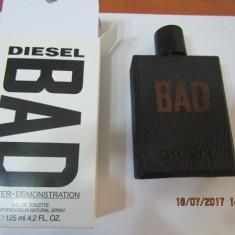 PARFUM TESTER DIESEL BAD -125 ML -SUPER PRET, SUPER CALITATE! - Parfum barbati Diesel, Apa de toaleta