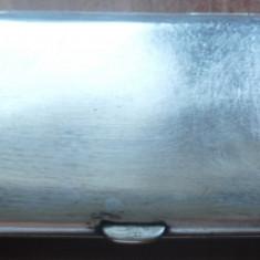 Tabachera din argint , interbelica , pentru doamne