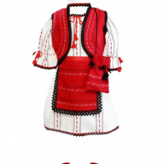 Costum popular botez X24 56 cm Deco Artis
