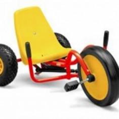 Tricicleta Crazy Bike Rosu Berg Toys - Tricicleta copii
