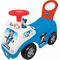 Masinuta interactiva politie Mickey Kiddieland - Vehicul