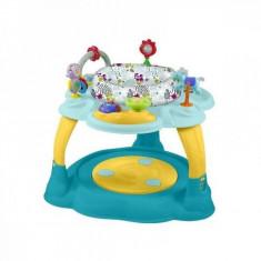 Centru de joaca cu activitati multiple Elegance Baby Mix - Tarc de joaca
