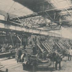 RESITA FABRICA DE ROTI EDITURA ANTON NEFF RESITA - Carte Postala Banat dupa 1918, Necirculata, Printata
