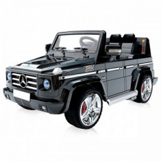Masinuta electrica SUV Mercedes Benz G55 Black Chipolino - Masinuta electrica copii