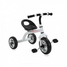 Tricicleta A28 White Bertoni - Tricicleta copii