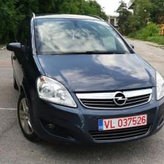 Opel zafira 2009, Motorina/Diesel, 251000 km, 1700 cmc