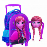 Troller gradinita Anna - Frozen 3D Giovas