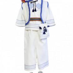 Costum popular botez X0038 92 cm Deco Artis