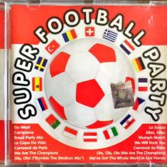 Compilatie Roton - Super Football Party (1 CD) - Muzica Dance