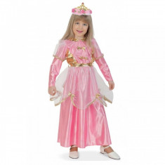 Costum pentru serbare Printesa Annabell 128 cm Fries, Roz