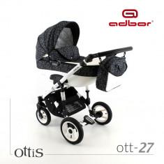 Carucior 3 in 1 Ottis ott 27 Adbor - Carucior copii 3 in 1