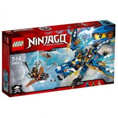 Dragonul lui Jay 70602 NinjaGo LEGO - LEGO Ninjago