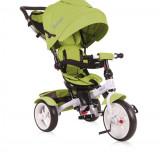Tricicleta multifunctionala Neo Eva Light Green Lorelli - Tricicleta copii