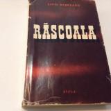 Rascoala - Liviu Rebreanu, R21 - Roman