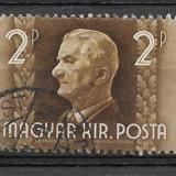 Ungaria 1940, Stampilat