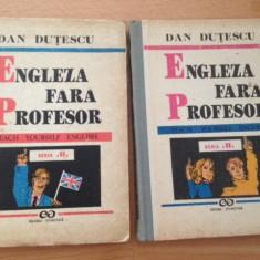 Engleza fara profesor Dan Dutescu - Curs Limba Engleza Altele