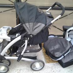MotherCare Trenton Deluxe 3x1 carucior copii 0 - 3 ani - Carucior copii Sport Mothercare, Altele