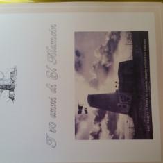 Italia , Album filatelic splendid , comemorarea bataliei de la El Alamein