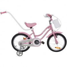 Bicicleta Star BMX 16 - Sun Baby - Roz - Bicicleta copii