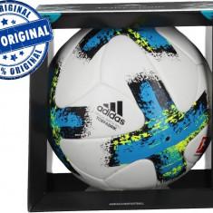 Minge fotbal Adidas Bundesliga Torfabrik - oficiala de joc - originala, Marime: 5, Gazon