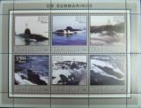 GUINE-BISSAU, SUBMARINE, 1 M/SH, NEOBLIT., 2001 - G BIS 16