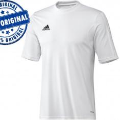 Tricou Adidas Squad 13 pentru barbati - tricou original - Tricou barbati Adidas, Marime: L, Culoare: Alb, Maneca scurta, Poliester
