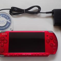 Consola Sony Playstation Portable PSP deosebit 3004 Modat complet jocuri gratis