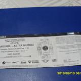 Bilet       Viitorul  Constanta  -   Astra  Giurgiu