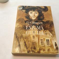 Enigma Otiliei de George Calinescu, r19 - Roman, Anul publicarii: 1996