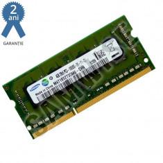 Memorie 4GB DDR3 1333MHz Samsung 2Rx8 SODIMM GARANTIE 2 ANI ! - Memorie RAM laptop