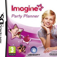 Imagine Party Planner Nintendo Ds - Jocuri Nintendo DS Ubisoft
