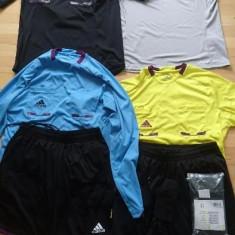 Echipament arbitru Adidas Formotion - Set echipament fotbal Adidas, Marime: L