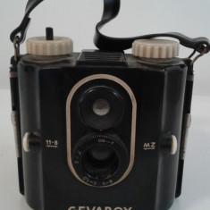 Aparat foto GEVABOX vechi - Aparat de Colectie
