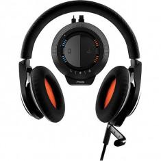Casti Gaming Plantronics Gamecom D60 - Casca PC Plantronics, Casti cu microfon