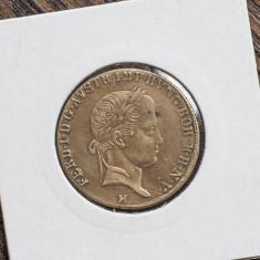 20 kreuzer 1843, Europa