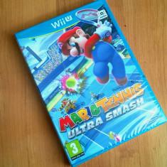 Joc Nintendo Wii U - Mario Tennis : Ultra Smash , nou , sigilat