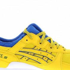 Adidasi Asics Gel Lyte III marimea 42.5 - Adidasi barbati Asics, Culoare: Galben
