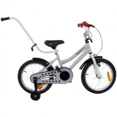 Bicicleta Junior BMX 16 - Sun Baby - Gri