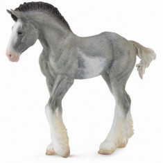 Manz Clydesdale Negru - Figurina Animale