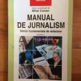 MANUAL DE JURNALISM-VOL1, 2-MIHAI COMAN - Carte Sociologie