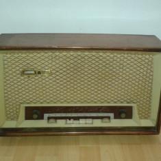 Radio vechi SIEMENS model RR 7229 - Aparat radio